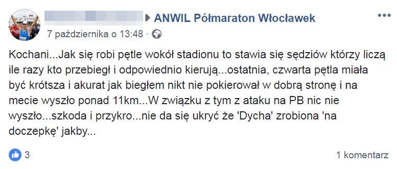 Półmaraton Włocławek