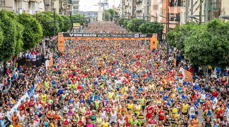 Półmaraton w Walencji