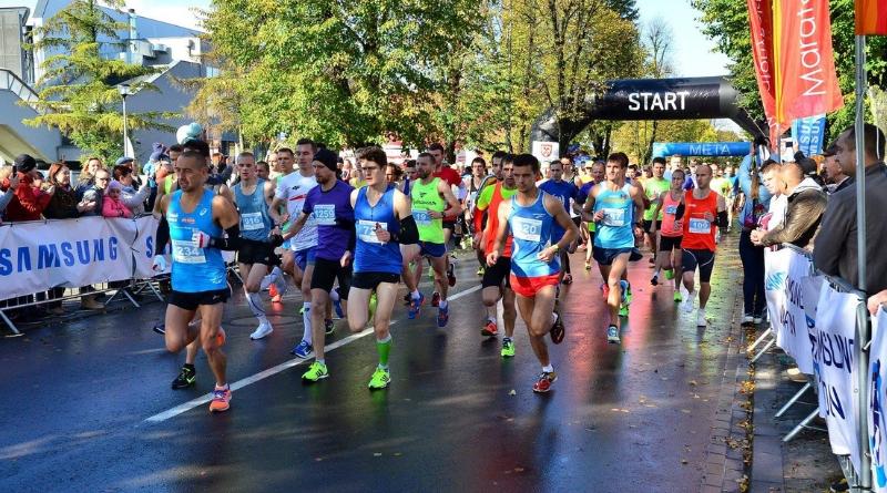 Szamotuły Półmaraton