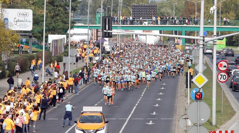 Biegi na 10 km