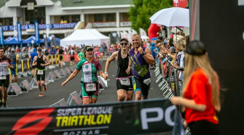 Super League Triathlon Poznań
