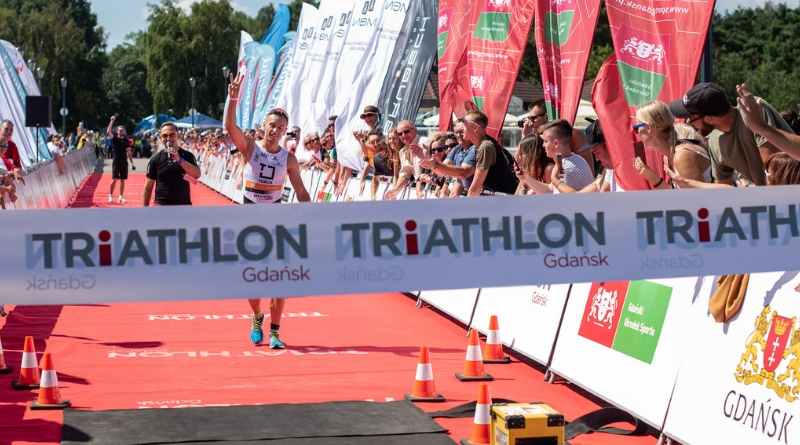 Triathlon Gdańsk