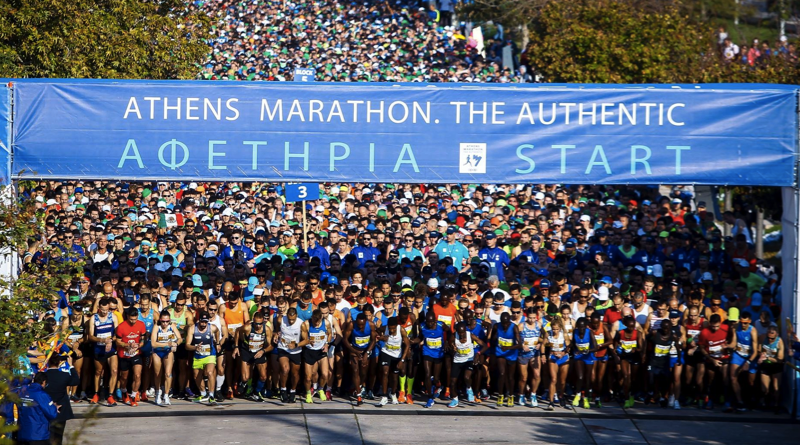Kenijczycy wygrywają 36. Athens Marathon. 443 Polaków na mecie
