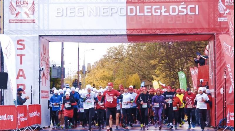 Największy bieg uliczny w historii Polski w cieniu tragedii. Nie żyje 58-letni biegacz