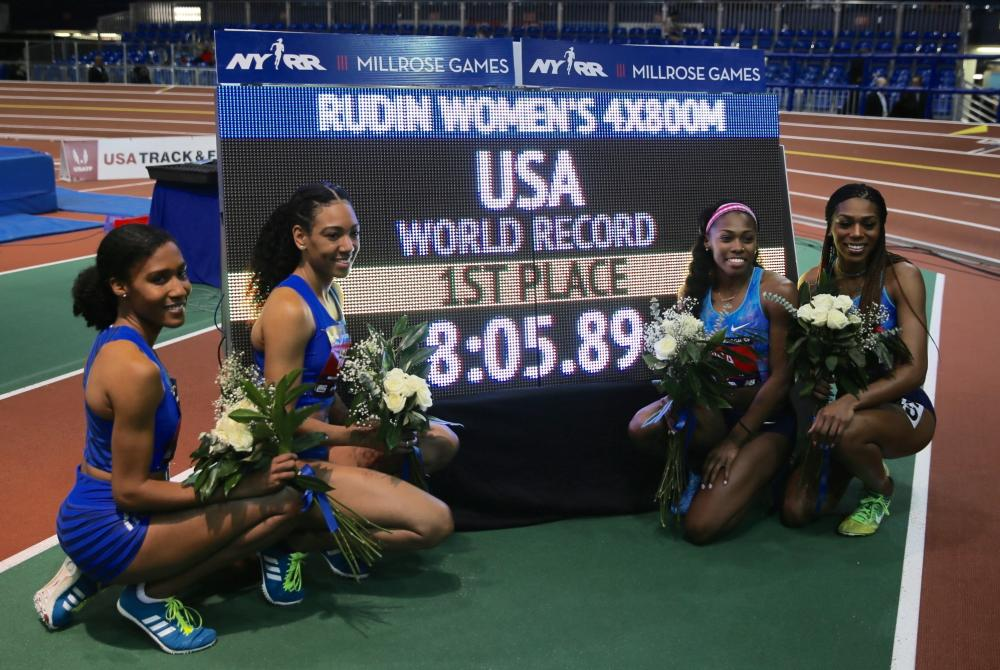 Rekord Świata 4x800 metrów