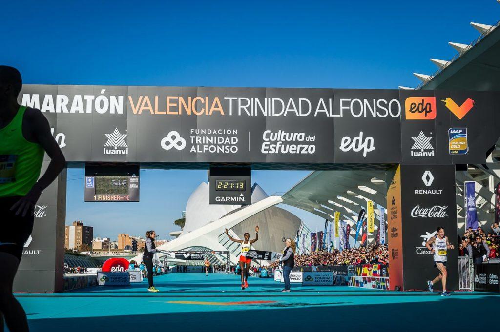 Maraton w Walencji