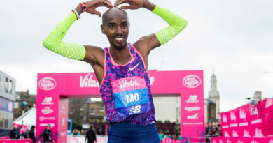 Mo Farah - The Big Half