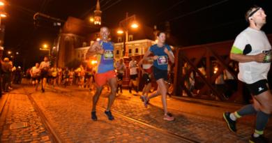 PKO Nocny Wrocław Półmaraton