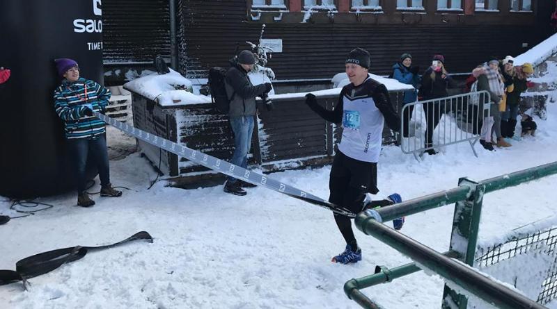 Zimowy Półmaraton Gór Stołowych