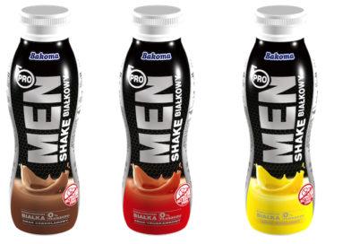 Nowość – MEN shake proteinowy