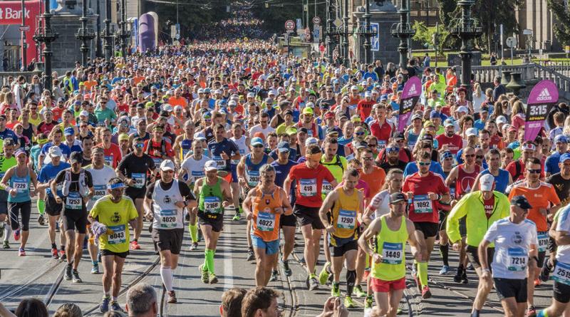 maraton w Pradze