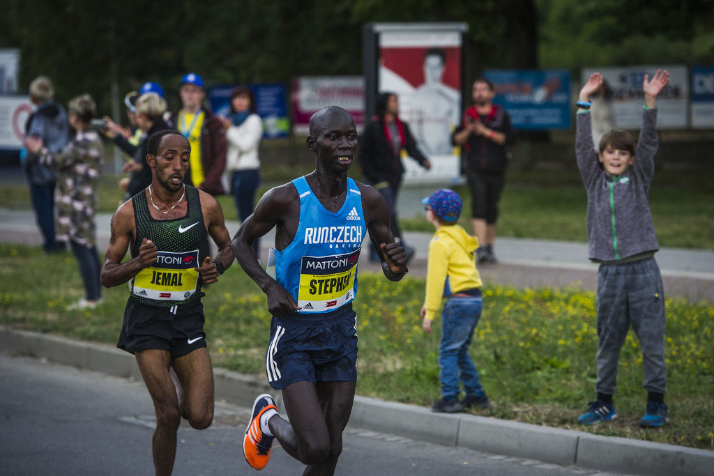 Półmaraton w Pradze