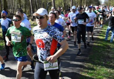 Kuźniański Półmaraton Leśny