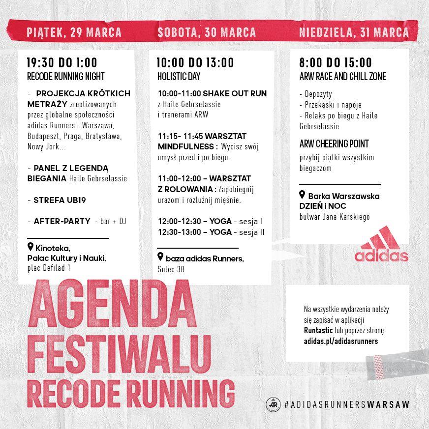 Recode Running Festival