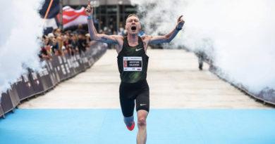 Krystian Zalewski pobiegnie w 12. PKO Poznań Półmaratonie. Poprawi wynik z Gdyni?