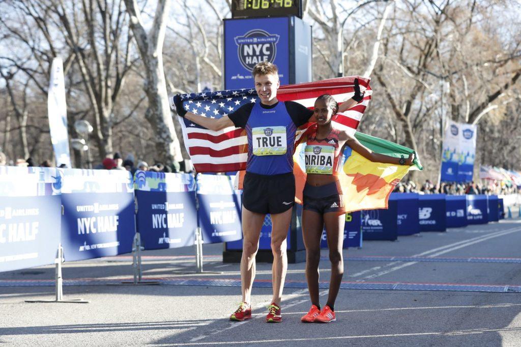 Półmaraton w Nowym Jorku