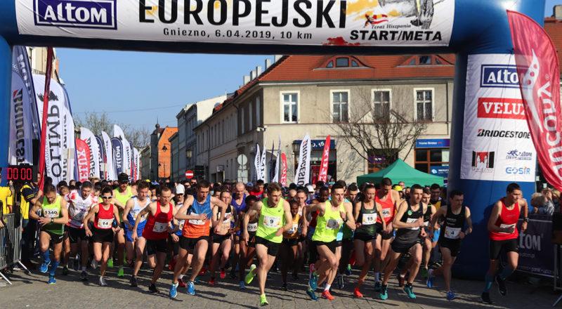 3cc031d21c5da Nowicki i Trzaskalska najlepsi w hiszpańskiej edycji Biegu Europejskiego w  Gnieźnie - Biegowe.pl - wszystko o bieganiu