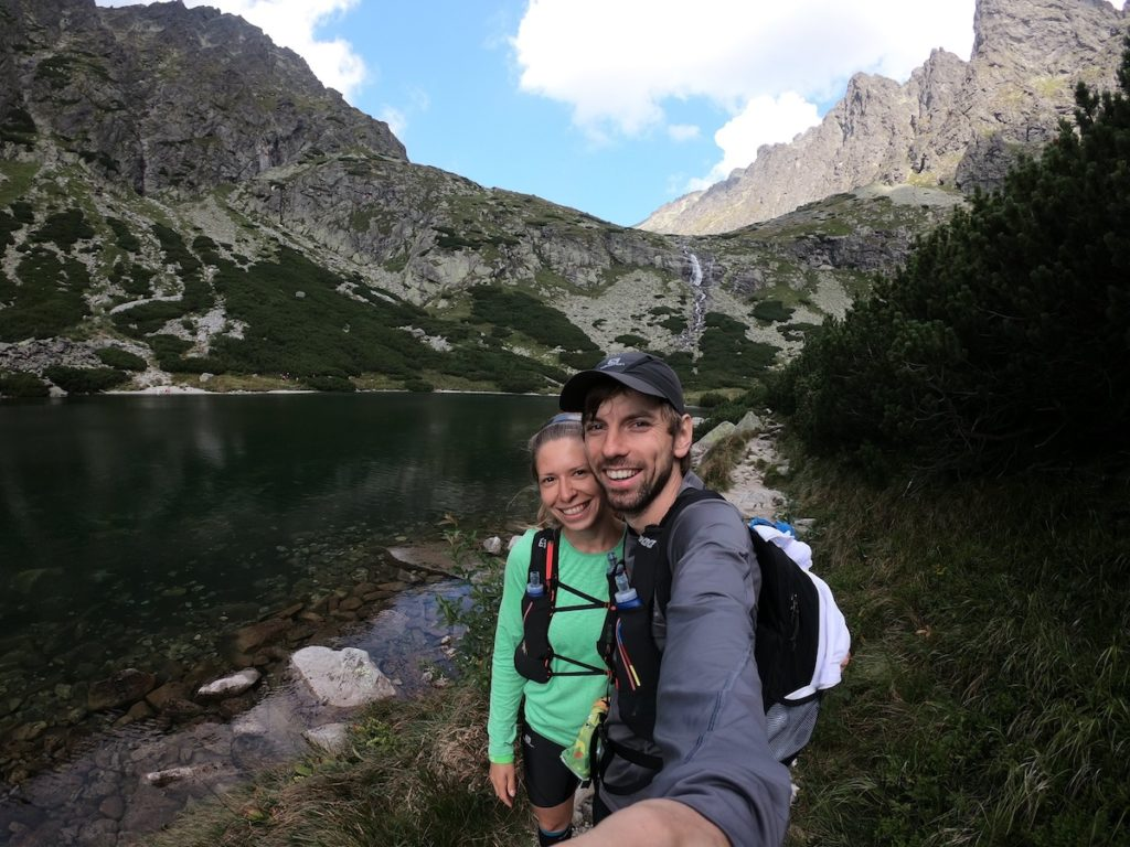 Justyna Grzywaczewska i Piotr Książkiewicz