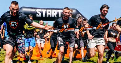 Survival Race z nowymi przeszkodami. Impreza w Poznaniu już za tydzień