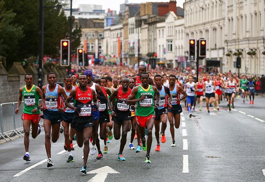 IAAF/Cardiff University World Half Marathon Championships