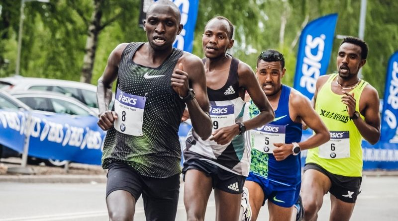 maraton w Sztokholmie