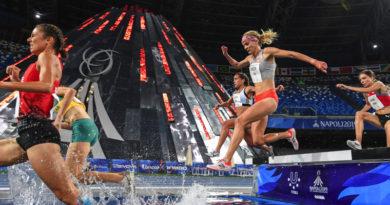 Kolejne medale polskich biegaczy na 30. Letniej Uniwersjadzie w Neapolu. Złoto Konieczek i brąz Dobka