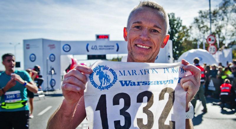 PZU Maraton Warszawski wchodzi w piątą dekadę. Tu nowoczesność i tradycja biegną w parze