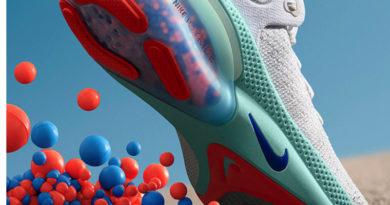 Nike z nową technologią Joyride. Amortyzację zapewnią tysiące drobnych kulek