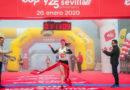 """Izabela Paszkiewicz wygrała półmaraton w Sewilli! """"Po cichu liczyłam na zwycięstwo"""""""