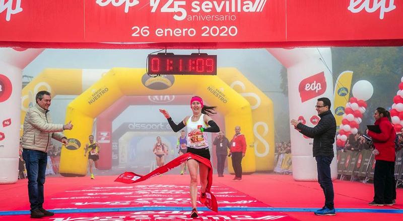 Izabela Paszkiewicz w niedzielę biegnie w Sewilli. Czy zdobędzie przepustkę na Igrzyska Olimpijskie w Tokio?