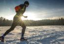 Zimowe bieganie w Bieszczadach jest fajne