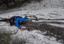 Zimowy Półmaraton Gór Stołowych pod znakiem lodu. Natalia Tomasiak i Pavel Brydl znów najlepsi