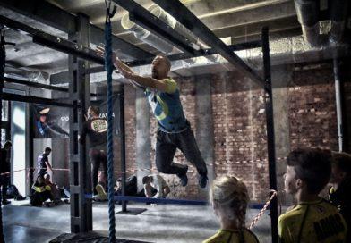 Ninja Run wychodzi z hali. W maju w Warszawie zawody na czterech torach