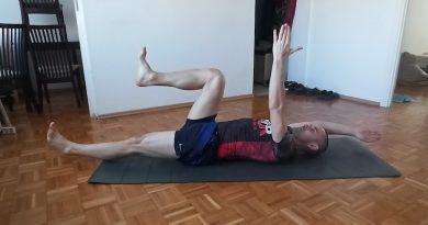 Domowe ćwiczenia w czasach koronawirusa