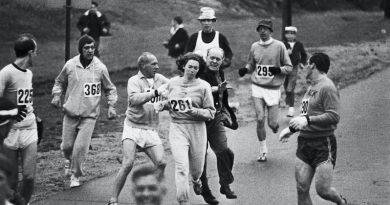 """""""Gruby Podcast"""" o kobiecie, która zmieniła historię światowego maratonu"""