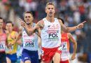 Marcin Lewandowski śrubuje rekord Polski w biegu na milę!