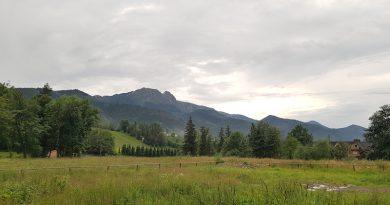 Amator znów na obozie: Zakopane, Muszyna, Ustrzyki Dolne i Łańcut