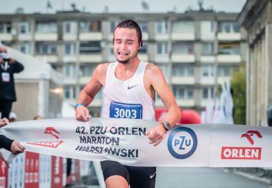 Kto wygrał 42. PZU ORLEN Maraton Warszawski? 854 zawodników na mecie biegu stacjonarnego