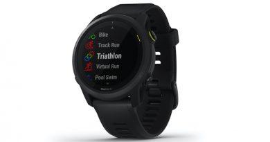 Na rynku debiutuje nowy model Garmin dla triathlonistów