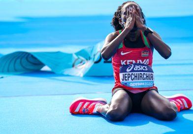 Gdynia 2020: Rekord świata w półmaratonie kobiet! Świetny bieg Polek
