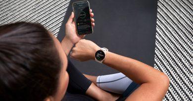 Zegarek Garmin prześledzi stan ciąży