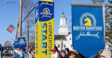 Maraton Bostoński wybrał datę biegu