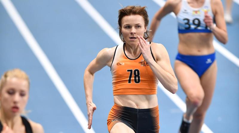 Aneta Lemiesz najszybsza na świecie na 400 metrów