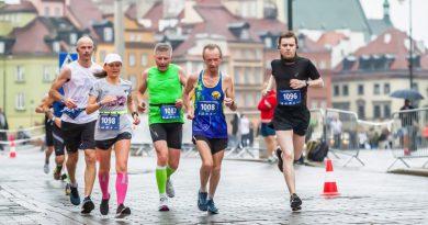 Miejsca na 43. Maraton Warszawski znikają w szybkim tempie
