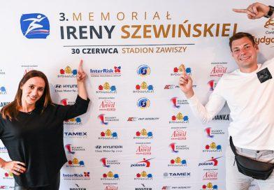 Złoty i nieskromny. Bydgoszcz czeka na lekkoatletyczny memoriał Ireny Szewińskiej