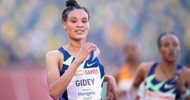 Letesenbet Gidey szybsza niż Sifan Hassan! Poprawia rekord świata na 10 000m