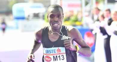Stracił zwycięstwo w Vienna City Marathon, bo założył nieprzepisowe buty