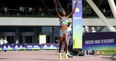 Senbere Teferi i Agnes Tirop z rekordami świata na 5 i 10 kilometrów